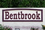 sign for Bentbrook