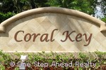 sign for Coral Key